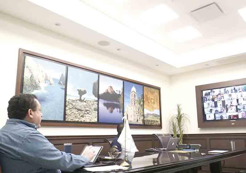 Instalan el Comité Estatal de Protección Civil;  pronostican 18 fenómenos meteorológicos