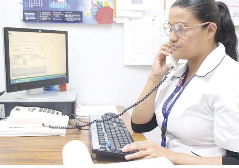 Más de cuatro mil atenciones telefónicas en salud mental durante la contingencia