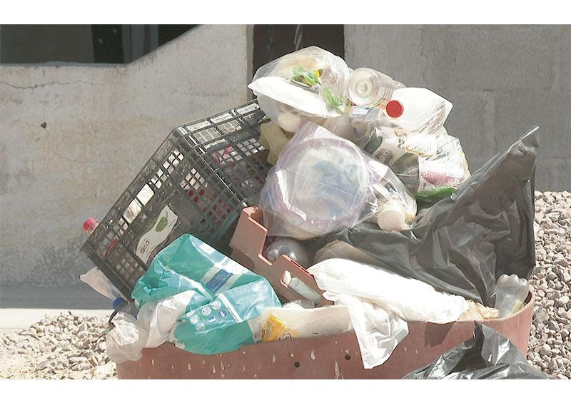Vecinos de colonia 8 de Octubre denuncian deficiencia en recolección de basura