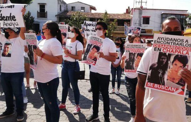 Localizan a ocho personas privadas de la libertad en Chapala