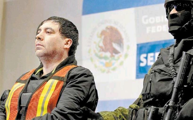 Exlugarteniente del Chapo Guzmán se declara no culpable