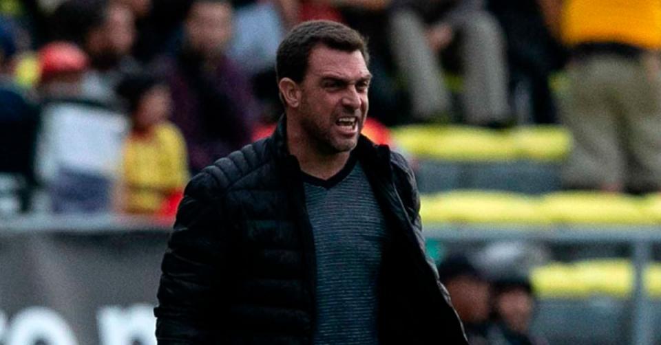 Pablo Guede, nuevo técnico de los Xolos