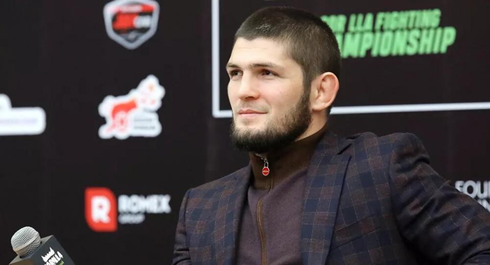 Khabib predijo resultados para las próximas peleas de la UFC