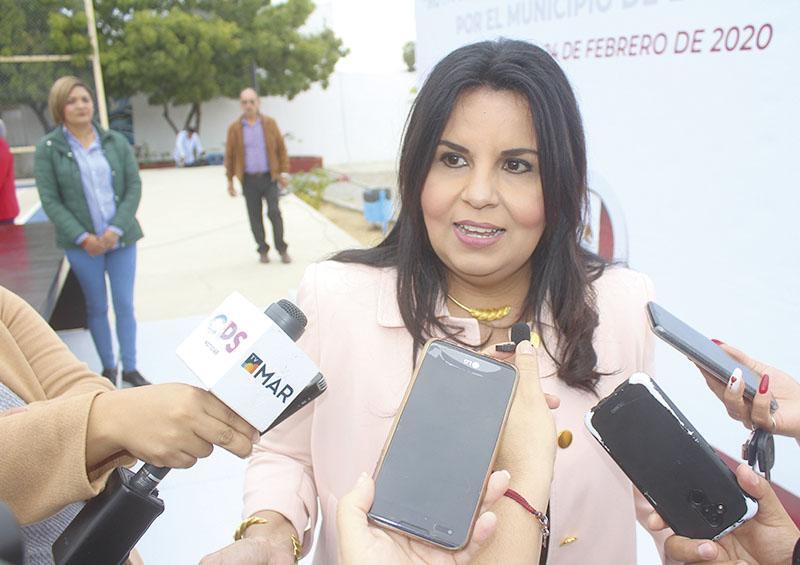 """""""En su momento, Morena definirá si va en coalición en las elecciones locales"""" Armida Castro"""
