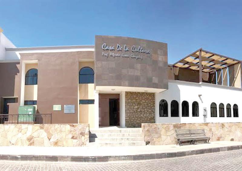 Reactivan oficinas y recintos culturales en Los Cabos