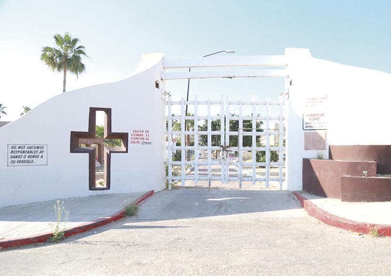 Cerrarán panteones de Los Cabos este Día del Padre
