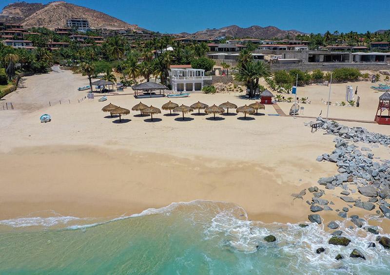 Anuncian que Los Cabos es el primer municipio de México con 5 Playas Platinum