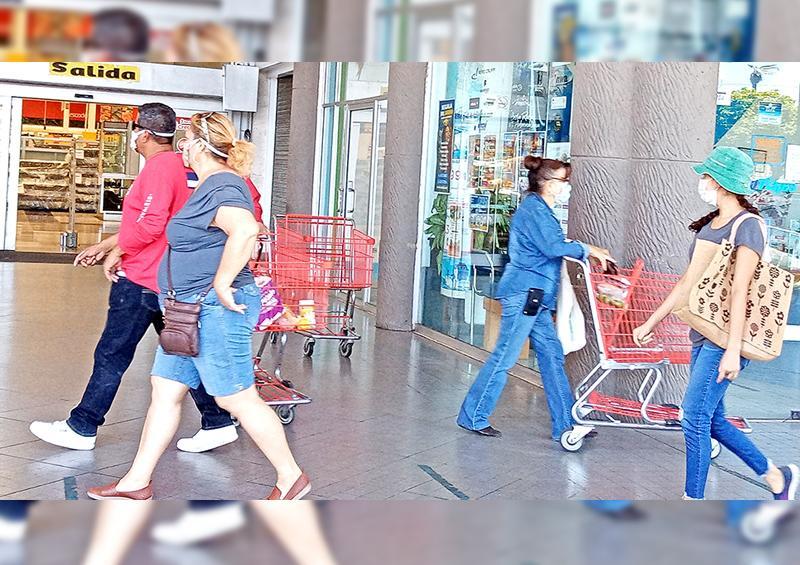 Ante la reactivación económica piden autoridades no relajar aislamiento social