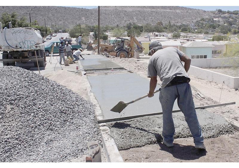 Movilización de cerca de 15 mil trabajadores de la construcción al reactivarse el sector
