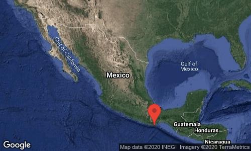 Sacude sismo de 7.5 a la CDMX y Oaxaca