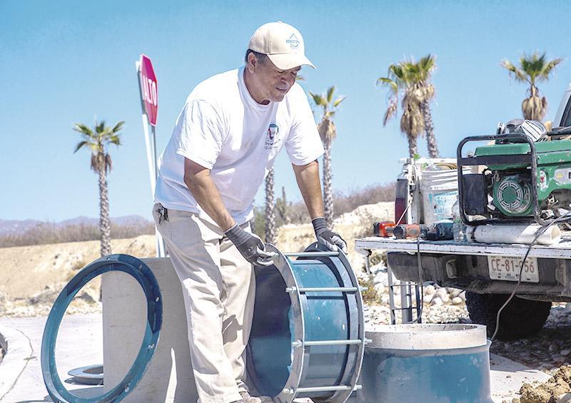 Acueducto I de San José del Cabo en condiciones óptimas para suministrar agua