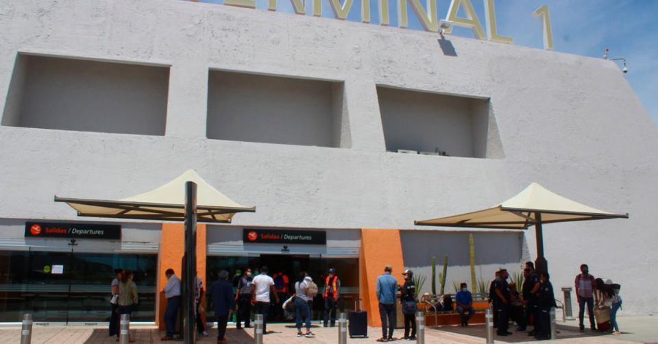 Aeropuerto Internacional de los cabos obtiene Sello Viajes Seguros