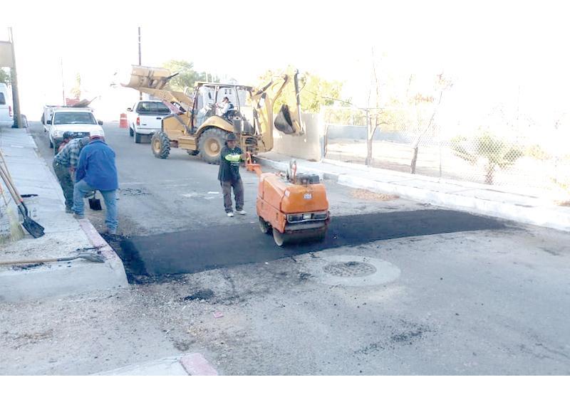 Invierten 500 mil pesos en la colocación de reductores  de velocidad en Los Cabos