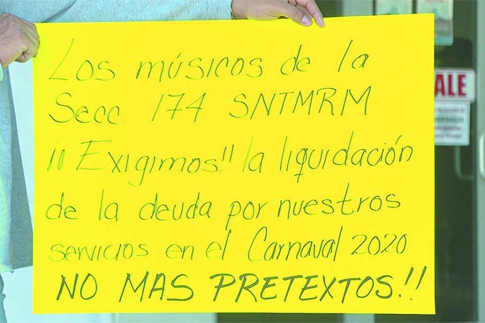 Sonideros denuncian simulación en liquidación de pago por sus servicios en Carnaval La Paz 2020