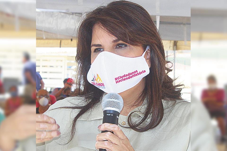 Desarrolladores turísticos continuarán proyectos y obras para que  Los Cabos no se detenga: Armida Castro