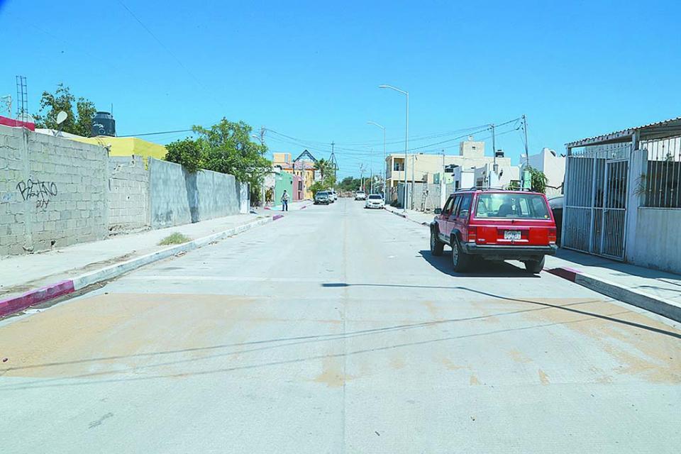 Invierten más de 191 mdp en pavimentación de calles de Los Cabos