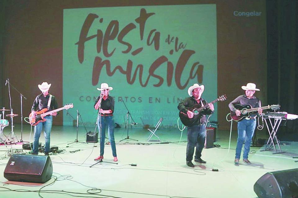 Celebran en línea Fiesta de la Música 2020