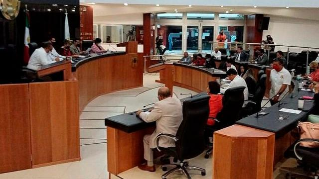 Diputados concluyen periodo de sesiones, no hubo agresiones