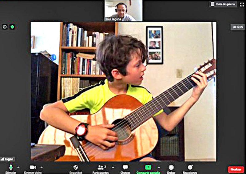 Invitan a Talleres Virtuales de Música sin costo