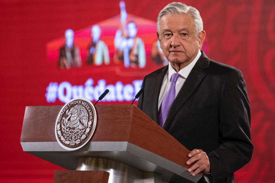 AMLO conferencia de prensa