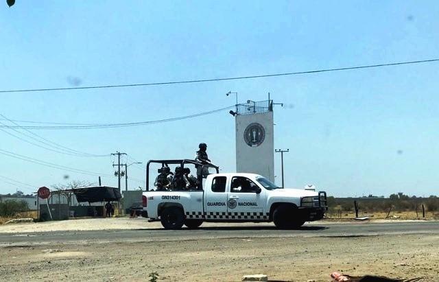 guardia nacional en guadalajara traslado puente grande