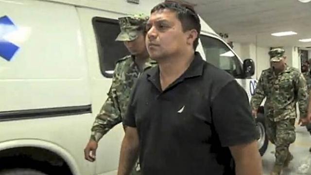 Militares capturan al Z-40