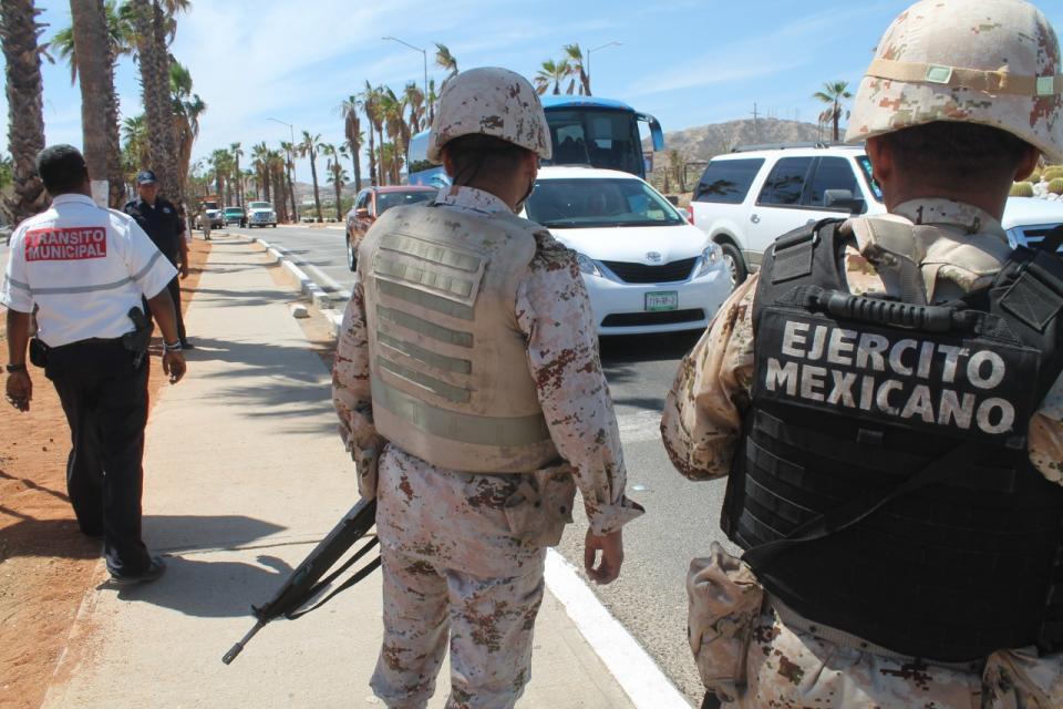 Se reactivan operativos de vigilancia en zona centro y turística