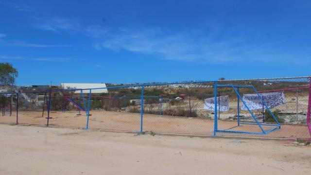 Cancha de usos múltiples en Los Cabos