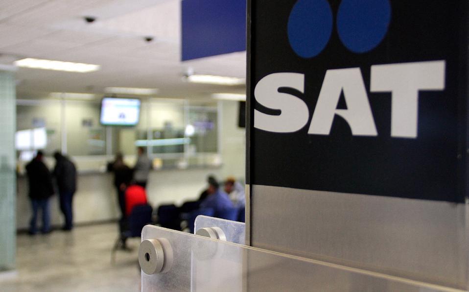 SAT reporta recaudación histórica de 64 mil 252 mdp