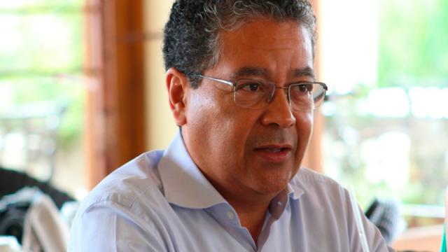 Genaro Ruiz planta d energía eléctrica