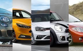 Automóviles de distintos modelos
