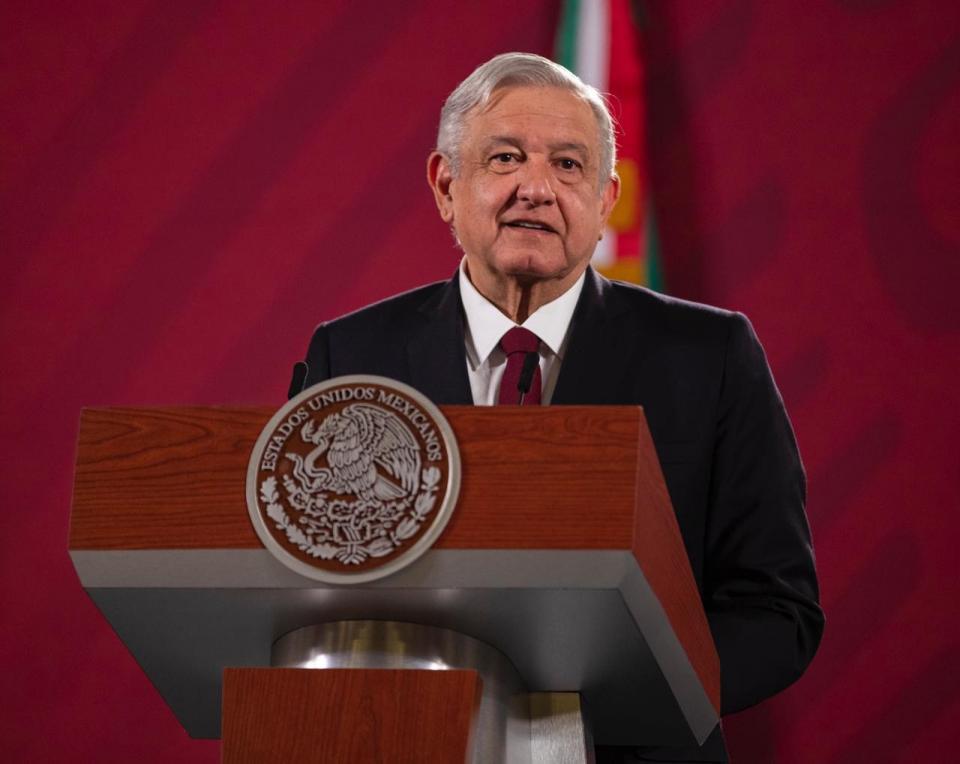 AMLO, sin información de supuesta detención de Peña Nieto en España