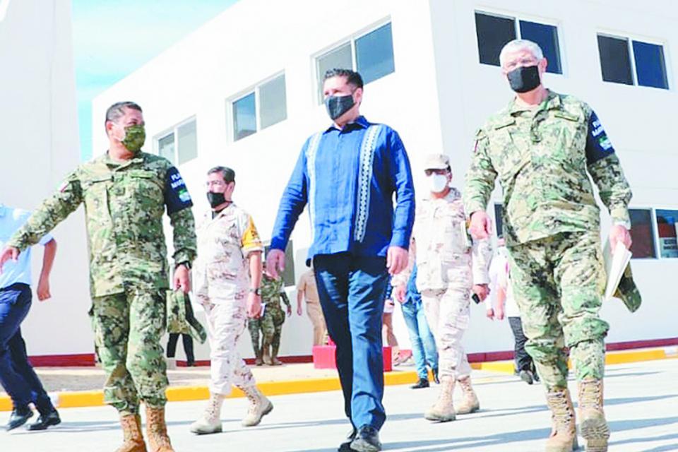 Preparan visita del Presidente de México a BCS