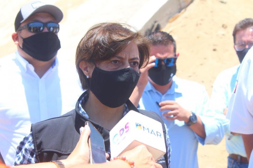 Continúa el proceso para desalinizar agua en La Paz y los cabos