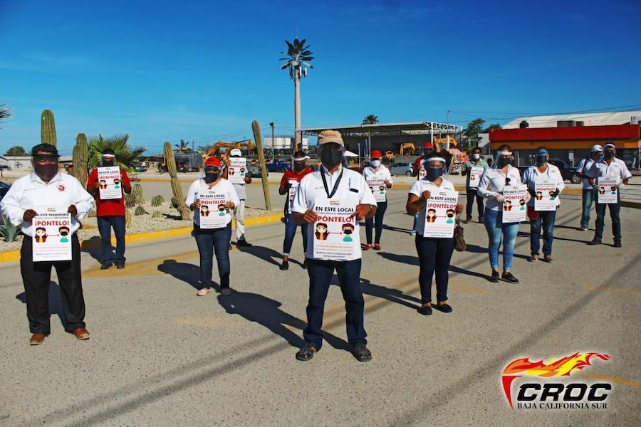 """La CROC arranca la campaña """"Por la Salud de Todas y de Todos""""."""