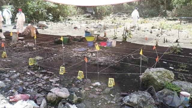 Basurero en Cocula, Guerrero