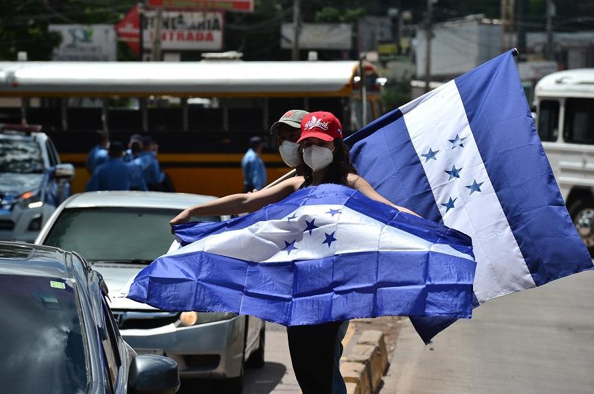 Honduras reabre la economía en el punto más alto de la pandemia