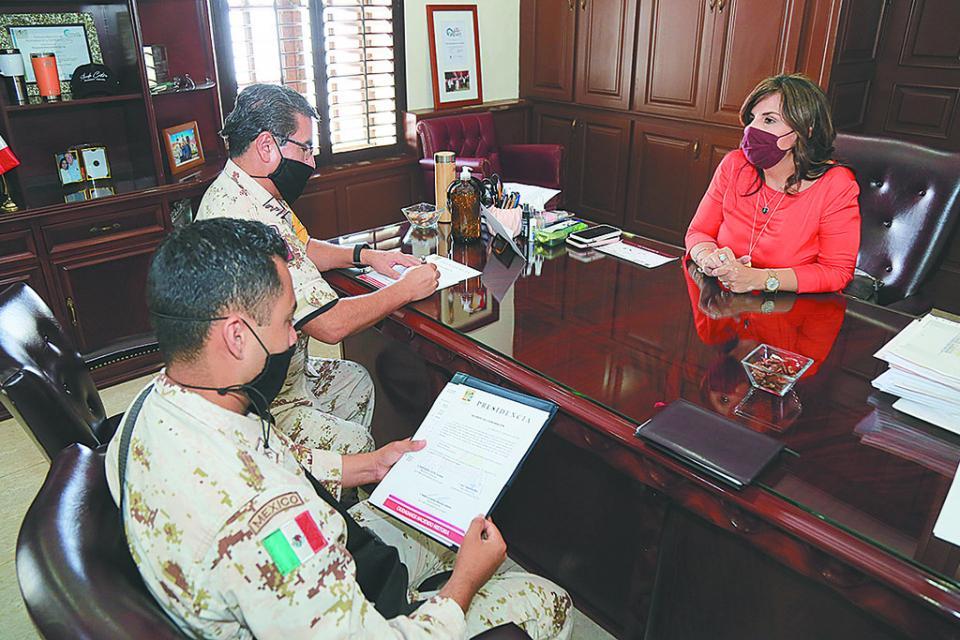 Mayor seguridad a Los Cabos con elementos de la Guardia Nacional