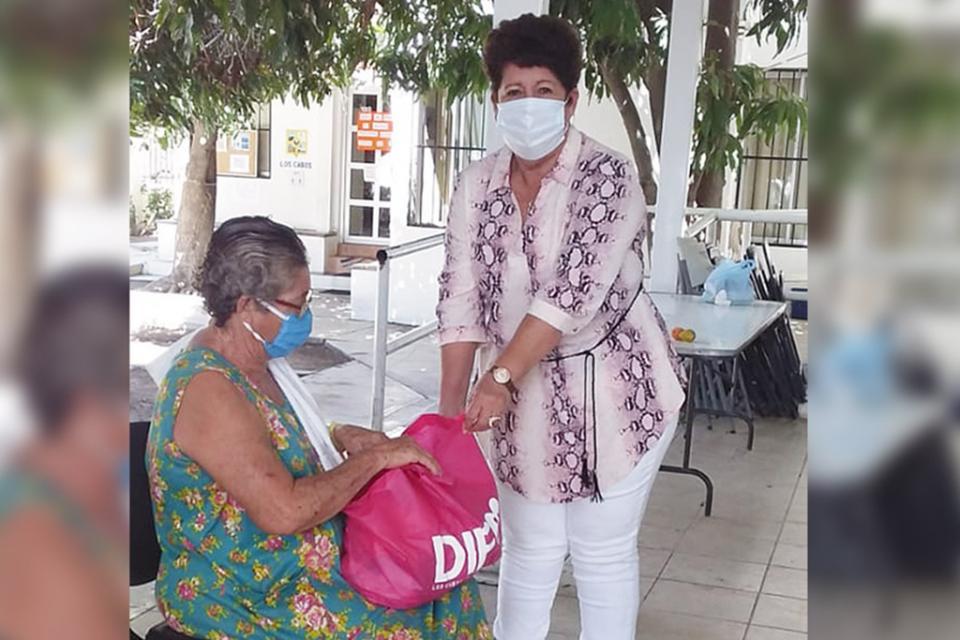 Apoyo constante de DIF Los Cabos  a personas con discapacidad