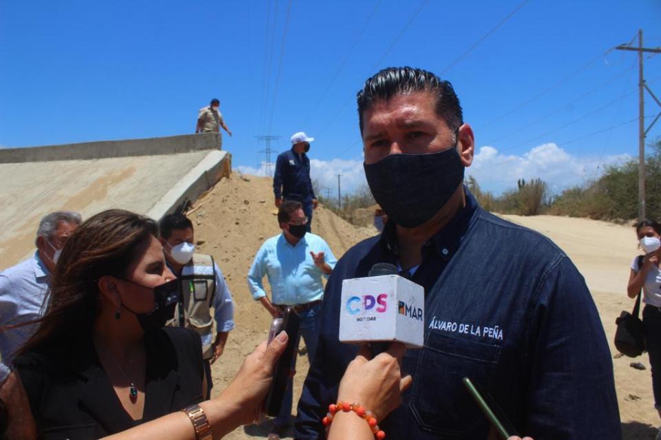 Gobierno suma esfuerzos para frenar invasiones en Los Cabos