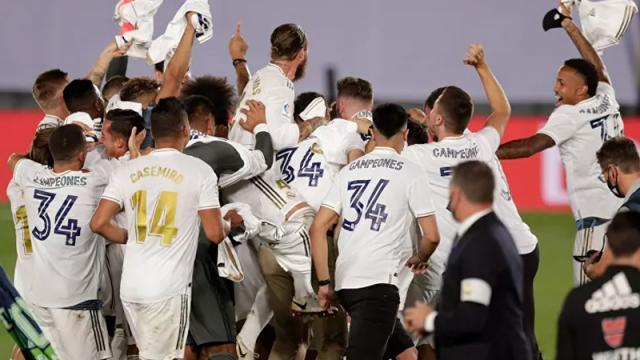 Fútbol español-Real Madrid