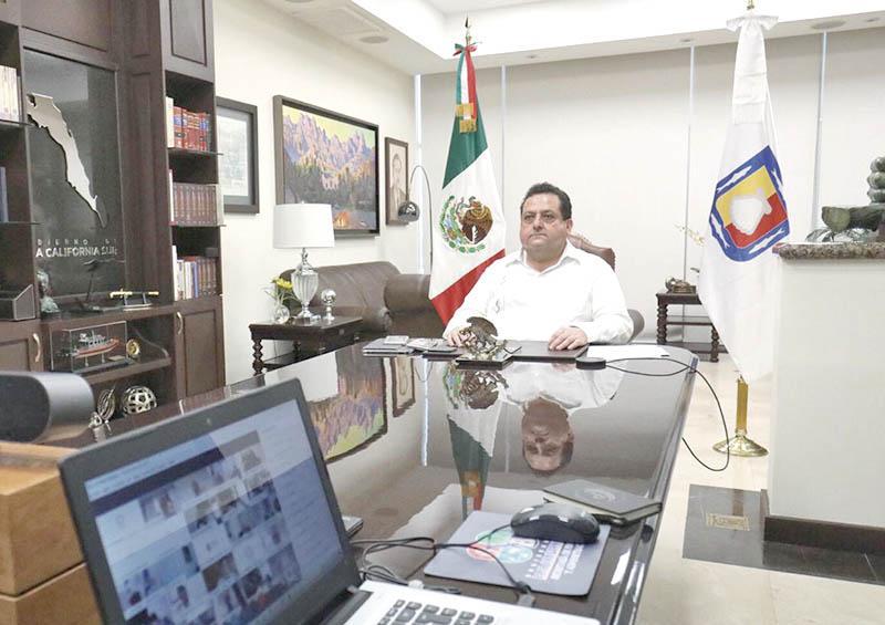 Ofrecerá T-MEC beneficios y oportunidades para BCS: Carlos Mendoza