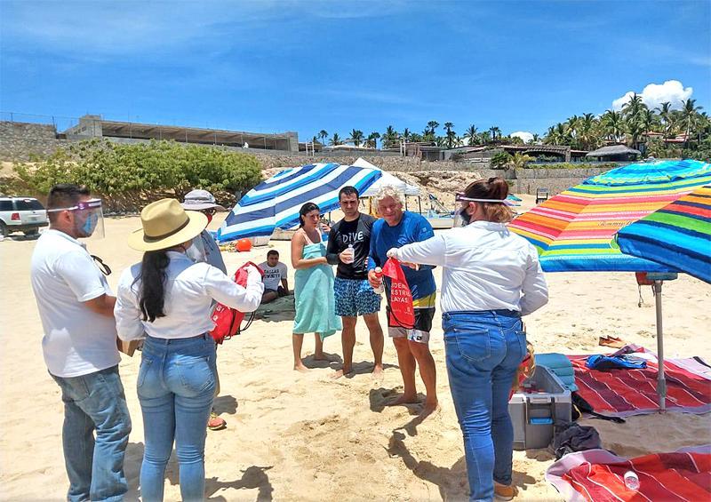 Buscamos aminorar impacto de residuos plásticos en playas