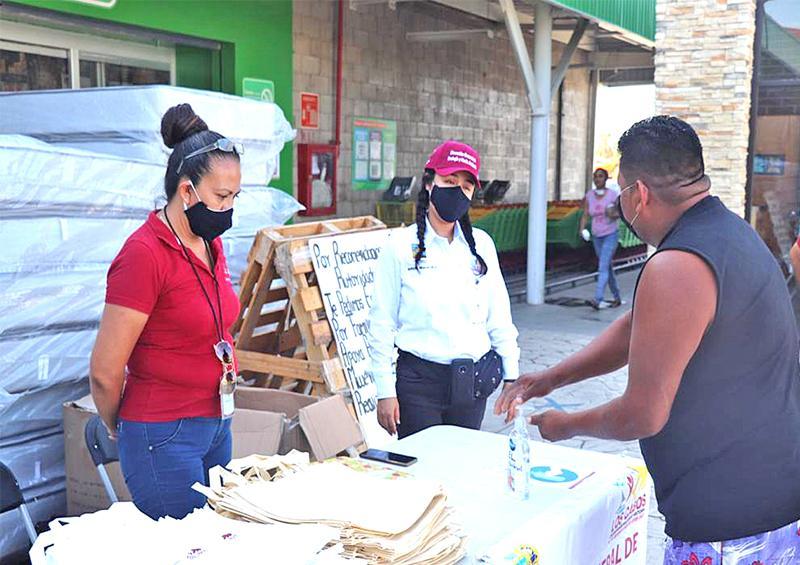 Campaña de Gobierno de Los Cabos para reducir uso del plástico