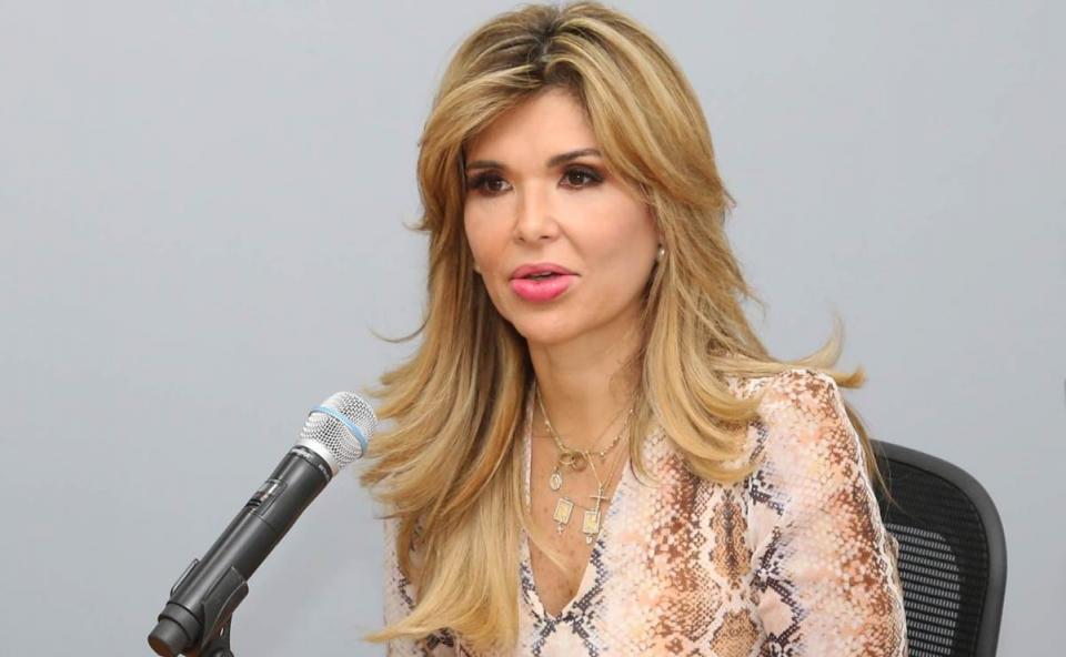 Claudia Pavlovich Arellano