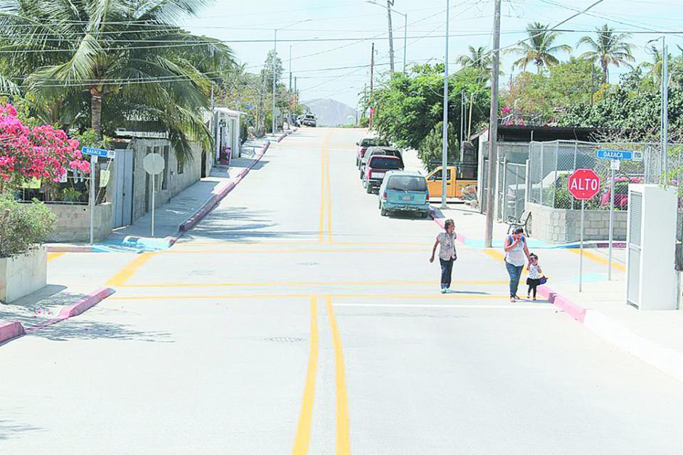 Mejora imagen de Los Cabos con más vialidades: Sepuim