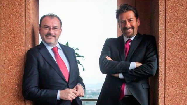 Eduardo Videgaray defiende a su hermano por caso Lozoya