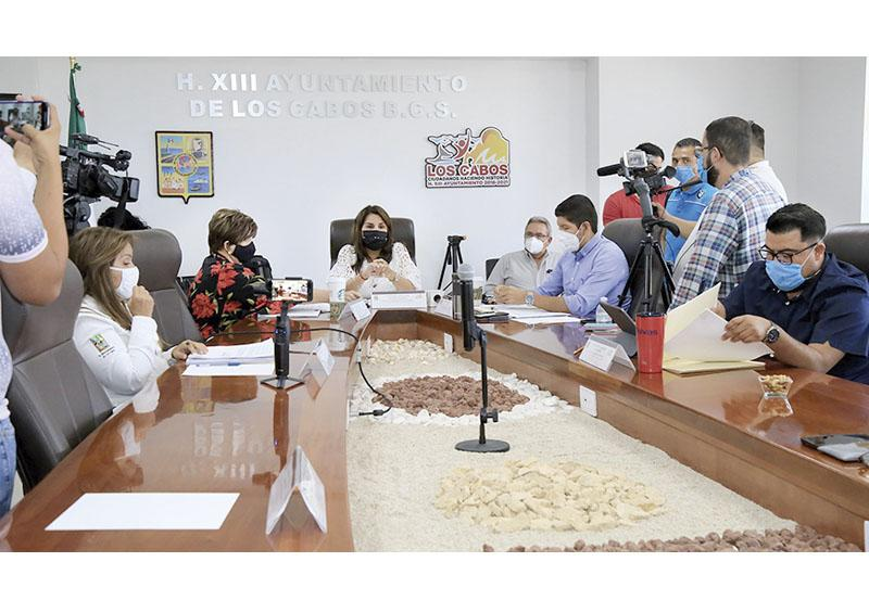 Cabildo de Los Cabos aprobó uso obligatorio de cubrebocas en áreas públicas