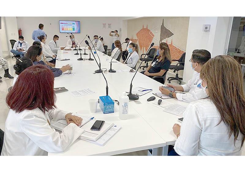 Propone sector salud uso obligatorio de cubrebocas en áreas públicas
