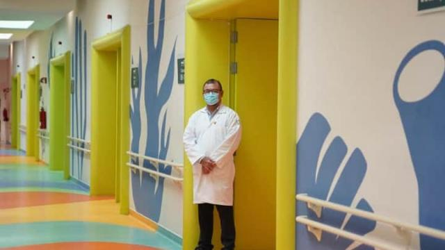 El CRIT se prepara para recibir a primer paciente de Covid